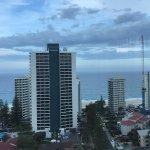 Sky Suite ocean view