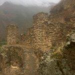 Photo of Pinkuylluna Mountain Granaries