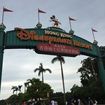 Photo of Hong Kong Disneyland