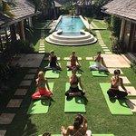 Openair Yoga Class