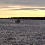 Lobster boat