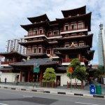 新加坡佛牙寺龍華院
