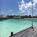 Photo de Olhuveli Beach & Spa Maldives