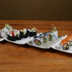 Sushi lover will never can resist this delicious sushi