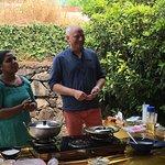 Cookery Class - preparing Appom