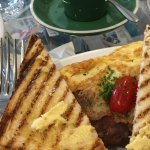 Omelette Cafe one58