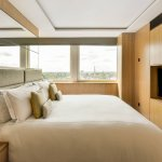 Bedroom in our Spires Suites