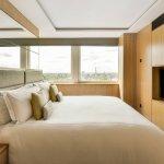 Bedroom in our Spires Suites