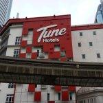 Bilde fra Tune Hotel Kuala Lumpur