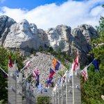 Photo of Mount Rushmore National Memorial
