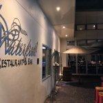 Restaurant Entrance.