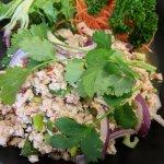 Thai Chicken Salad (North Eastern Style)