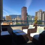 Photo de The Listel Hotel Vancouver