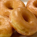 Amon's Glazed Donuts.