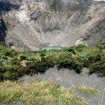 Poas Volcano Foto