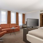 Moderne Superiorzimmer im H4 Hotel Residenzschloss Bayreuth