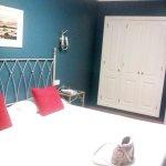suite comprenant cuisine; salle de bains, salon, terrasse