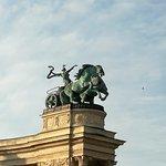 Heldenplatz Foto