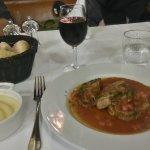 exemple de plat chaud ( agneau )