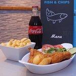 Fish Platter Meal.