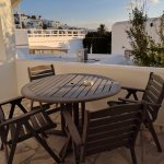 unit 407 veranda with a view