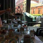 High Tea, Irish style at The Westbury. 10/10