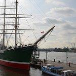 Hafen Hamburg Foto