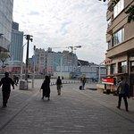 Hotel's street