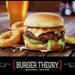 Burger Theory Nampa - The Classic Burger