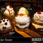 Burger Theory Nampa - Sweet Treats to enjoy.