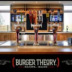 Burger Theory Nampa - Full Bar with GREAT Local Draft Beers