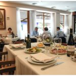 Salón comedor Restaurante El Cairo