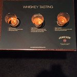 Compare the different whiskeys