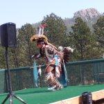Lakota Indian demo