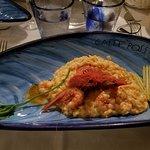 Lobster & Prawns Risotto