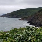 waves at Meat Cove