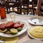 Овощи-гриль и скордалья