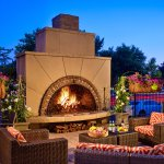 Chase Club Fire Pit
