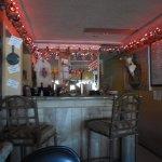The tasting room bar.
