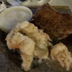 Surf and Turf on a Stone !!