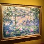 Les nymphes Monet