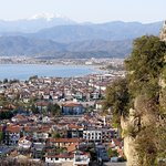 Overlooking Fethiye - there is something for everyone - enjoy