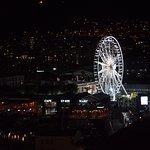 The big Wheel at night