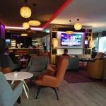 Open lobby/bar