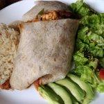 Burrito... ENORME!!