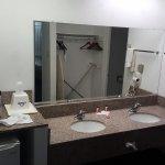Simple no frills bathroom