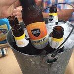Las refrescante cervezas sólo para adultos/Refreshing adult-only beers