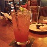 Pomegranate Margarita, Very Good!