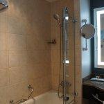 Bathroom tib/shower