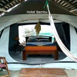cool tents with electricity and wifi